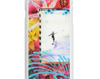 iPhone 6s/6, iPhone 6s/6 Plus Case, RADIATE Kassia Meador CA, iPhone6s, iPhone 6 Plus, Ocean, Best Seller, Avail. with Black or White Sides