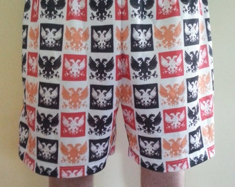 German Eagle Lacrosse Shorts