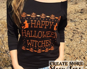 Witch shirt.