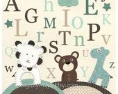 Nursery print, Baby Room ...