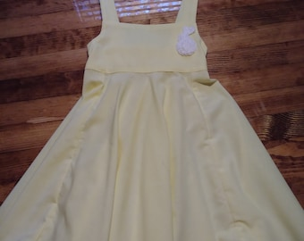 Girl's Bunny Twirl Dress 3T