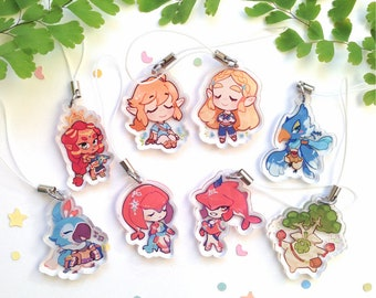 PREORDER Legend of Zelda BOTW Charms