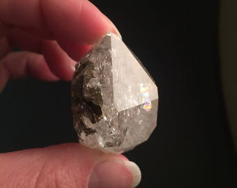 Smoky Herkimer Diamond