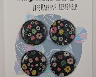 Flower Power Magnet Set