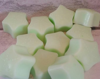 Mojito soy wax melts, wax, wax melts, soy wax, scented wax, mojito wax, scented wax melts.