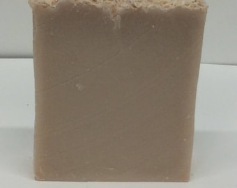 Toasted coconut Hawaiian natural handmade body soap
