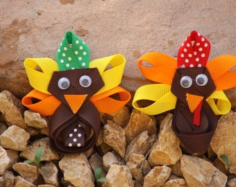 Turkey Hair Clips