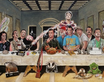 Bills Last Supper