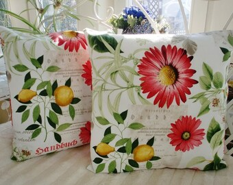 Pillow cover Marguerite