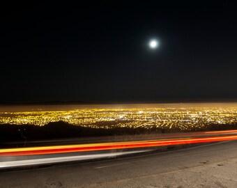 Ocean of Lights, Night San Jose, CA