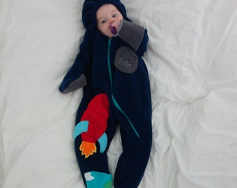 Rocket Man Outerwear for Baby
