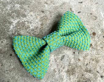 YUMI bow tie-Green | Green