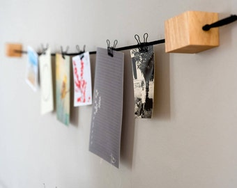 Polaroid Picture Display, Wall Photo Holder, Photo Clip String, Photo  Hanger, Hanging