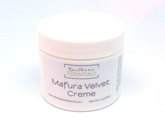 Mafura Velvet Creme. Great for Eczema, Sensitive Skin Care, Body Moisturizer, Dry Skin Relief