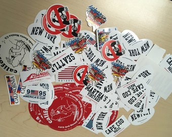 Brandy Melville Stickers-Bundle of 50 or more