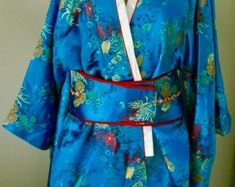 "Kimono with Obi - ""Sayronara Sweet"""