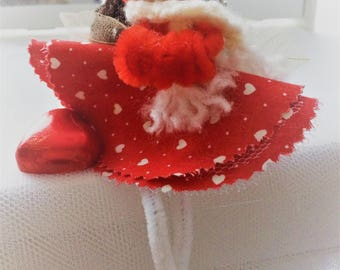 Valentine Fairy - Rosebud