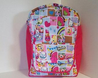 Shopkins Preschool Backpack