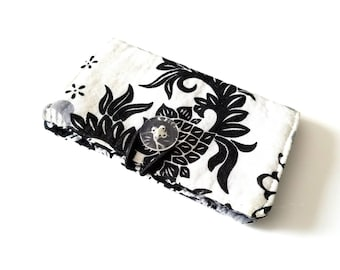 Damask style Business Card / Gift Card Holder