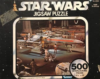 1977 Star Wars Puzzle
