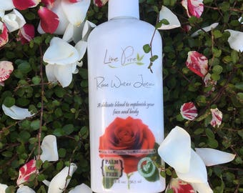 Rosewater Lotion