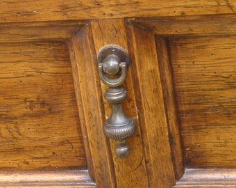 Henredon Alvarado Mediterranean Pull Vintage knob handle