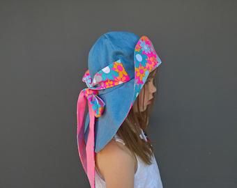 /Capeline Kids Summer Sun Hat / girl