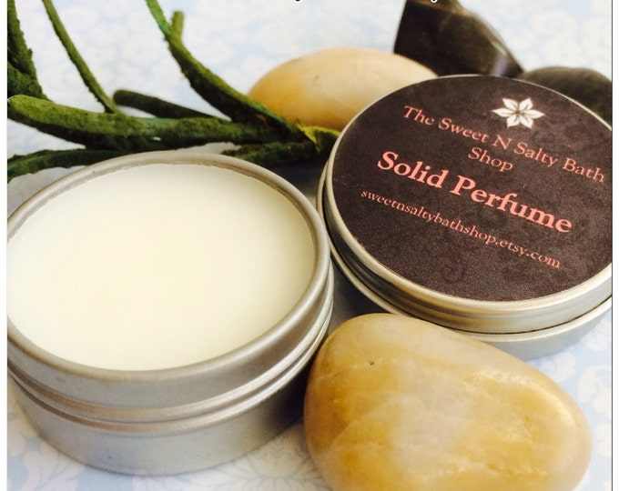 Clarity & Peace Solid Perfume