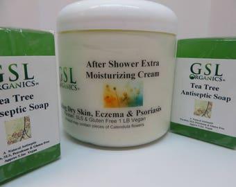 Psoriasis Skin Care Set
