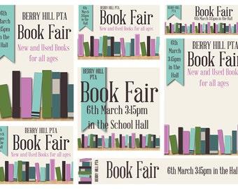 Book Fair Marketing Pack