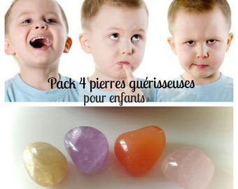 4 stones healing for the child