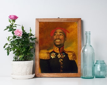 Tupac Limited Artwork