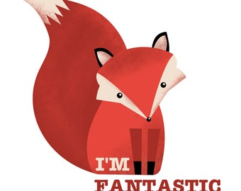 Woodland Creature- Fantastic Fox