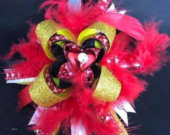 Banquet Bow:  Red Love