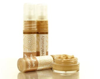 Medium Cream Foundation, Sample, Mineral Foundation, Mineral Moisturizer, Tinted Moisturizer, Natural Foundation, Tinted Day Cream