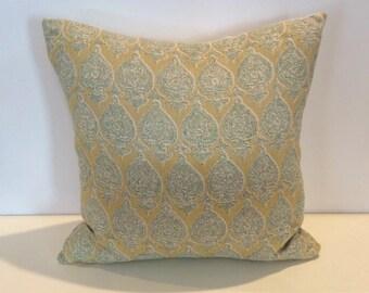 Raoul Textiles Sari Linen Pillow