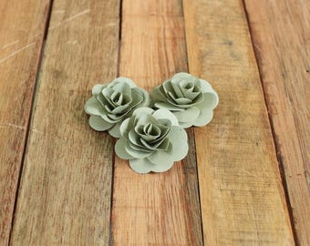Wooden Roses- 150 pcs  WHOLESALE for Weddings, Home Decorations, Scrapbooking and Floral Arrangements