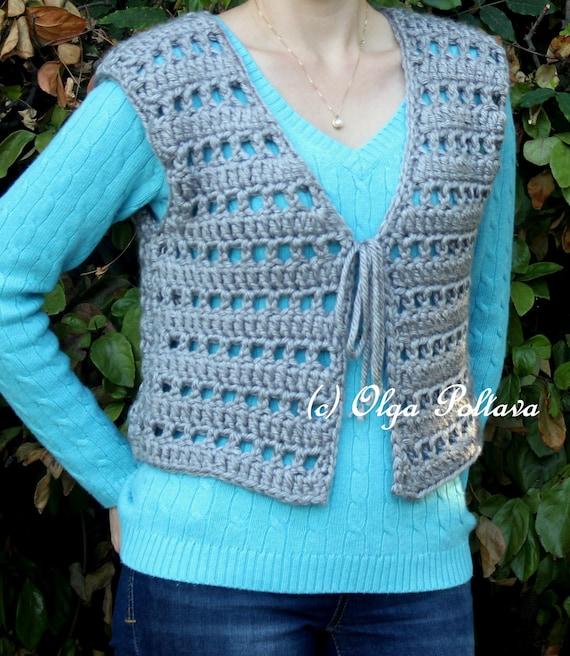 Tights free for women crochet vest tutorial ross printable