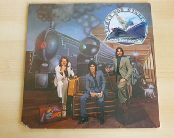 Three Dog Night Coming Down Your Way Vinyl Record LP ABCD-888 ABC Records 1975