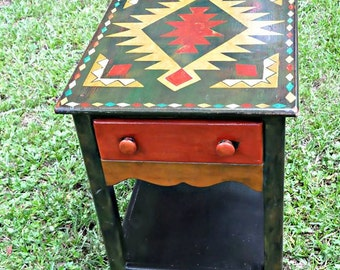 Native End Tables