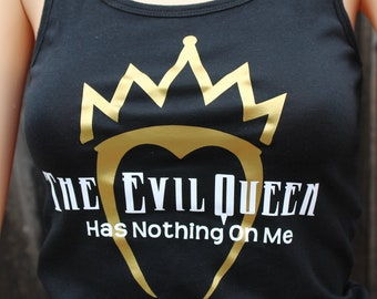The Evil Queen As Nothing On Me