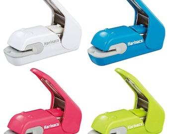 Kokuyo Harinacs Press Stapleless Stapler Stationery SLN-MPH105 from Japan Free Shipping  with tracking number