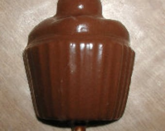 Cupcake Lolly Chocolate Mold