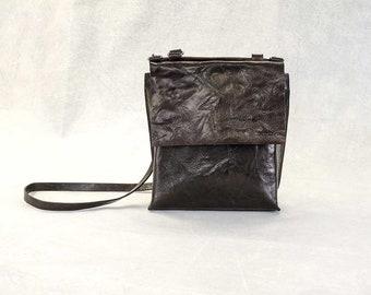 PORTEL Mahogany crossbody bag