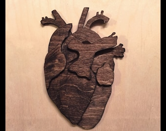 The Heart 5.5 x 8.5 inch