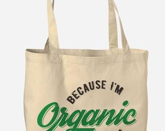 Big Canvas Bag - Organic