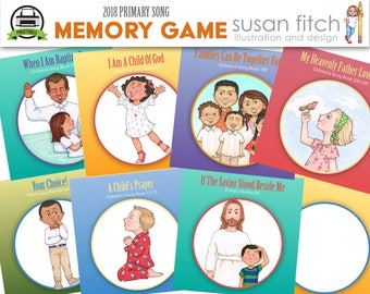 2018 Primary Song Memory Game