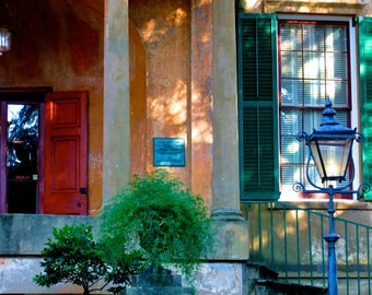 Travel Photography- Stunning Savannah, Georgia- Southern, Historic, American Souh, Wall Art, Architectural, Landscape, Fine Art Photography