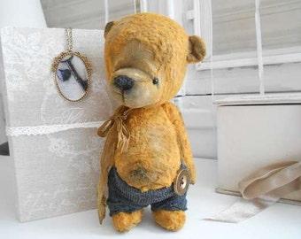 PDF File for 8.5 Inch Bear Sewing Pattern