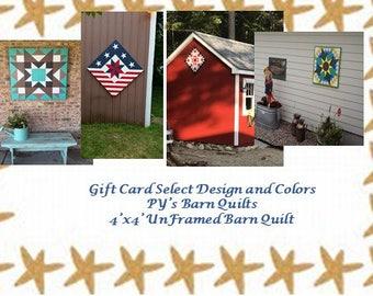 Barn quilt,4x4 unframed barn quilt,barn quilts